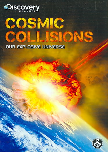 COSMIC COLLISIONS BY DASH,SEAN (DVD)