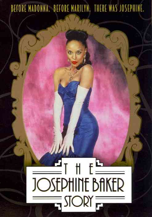 JOSEPHINE BAKER STORY BY WHITFIELD,LYNN (DVD)